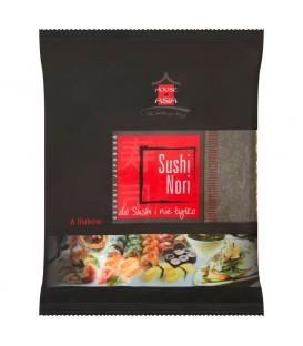 House of Asia Sushi Nori Liście prasowanych alg morskich 14 g (6 listków)