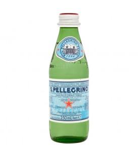S.Pellegrino Naturalna woda mineralna gazowana 250 ml
