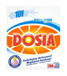 Dosia Biała Proszek do prania tkanin białych 300 g