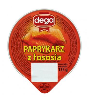 Dega Paprykarz z łososia 135 g