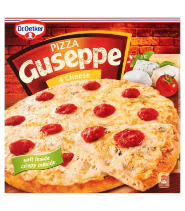 Dr. Oetker Guseppe Pizza 4 sery 335 g