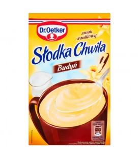 Dr. Oetker Słodka Chwila Budyń smak waniliowy 43 g