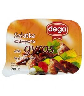 Dega Sałatka warzywna a'la gyros 280 g