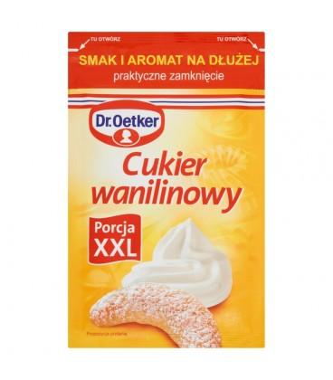 Dr. Oetker Cukier wanilinowy porcja XXL 43 g