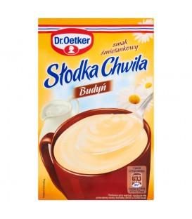 Dr. Oetker Słodka Chwila Budyń smak śmietankowy 43 g