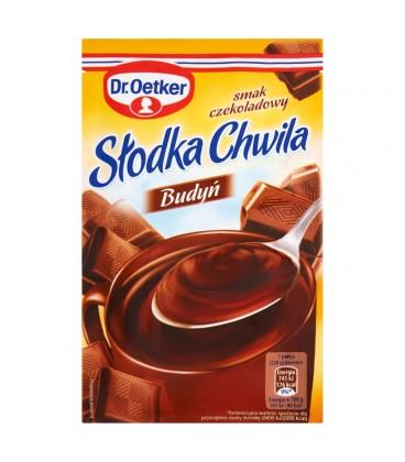 Dr. Oetker Słodka Chwila Budyń smak czekoladowy 45 g