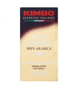 Kimbo Aroma Gold 100% Arabica Kawa mielona 250 g