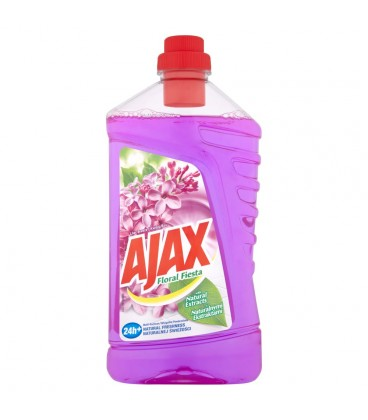 Ajax Floral Fiesta Kwiaty Bzu Płyn czyszczący 1 l