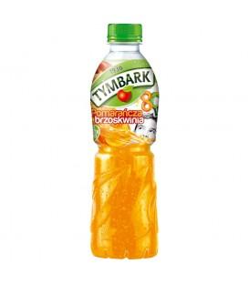 Tymbark Pomarańcza brzoskwinia napój 500 ml
