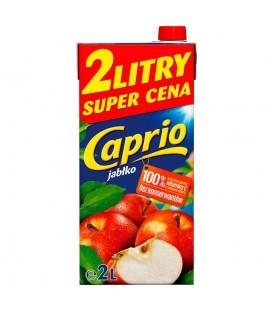 Caprio Jabłko napój 2 l karton