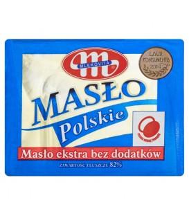 MASŁO EKSTRA POLSKIE 200G MLEKOVITA