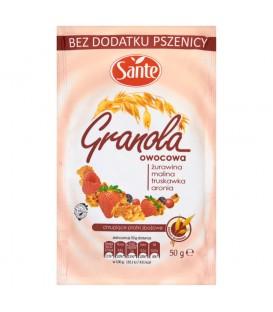 Sante Granola owocowa 50 g