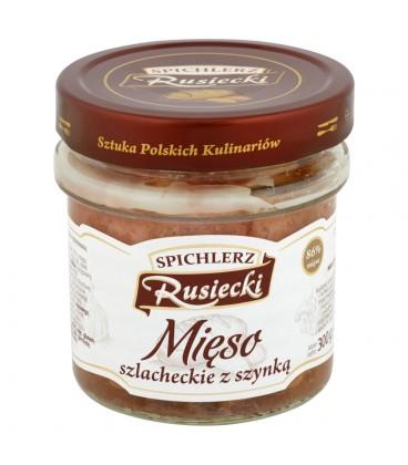 Spichlerz Rusiecki Mięso szlacheckie z szynką 300 g