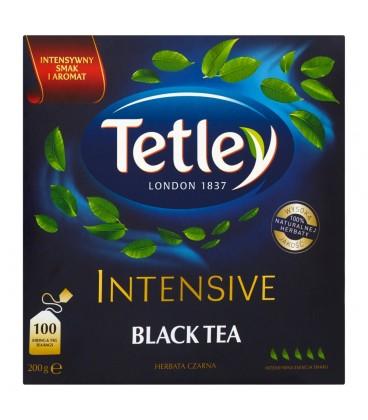 Tetley Intensive Herbata czarna 200 g (100 torebek)