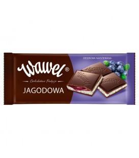 CZekolada Jagodowa 100g