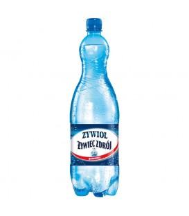 Żywiec Zdrój S.A. gazowany1,5 L – woda źródlana