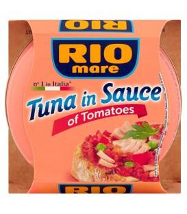Rio Mare Tuńczyk w sosie pomidorowym 160 g