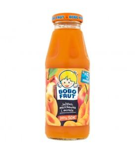 Bobo Frut 100% Sok jabłko marchewka i morela po 5 miesiącu 300 ml