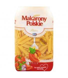 Makarony Polskie Pióra Makaron 400 g