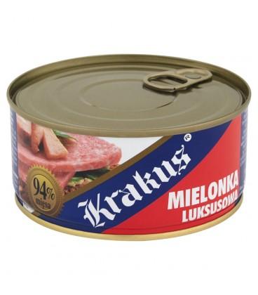 Krakus Mielonka luksusowa Konserwa 300 g