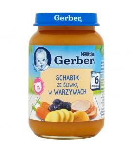 GER.SCHAB/WARZ/SUSZ.ŚLIW.190G GERBER