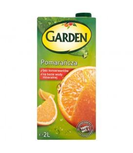 Garden Pomarańcza Napój 2 l