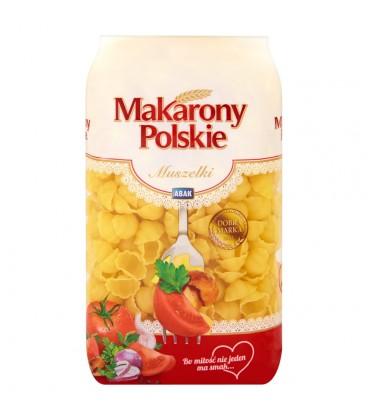 Makarony Polskie Muszelki Makaron 400 g