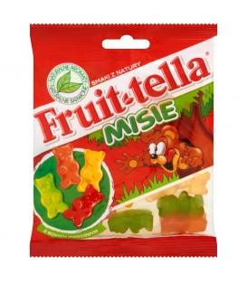 Fruittella Misie Żelki o smaku owocowym 90 g
