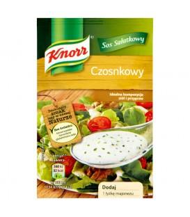 Knorr Sos sałatkowy czosnkowy 9 g