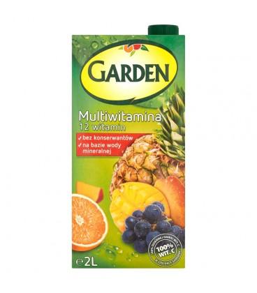 Garden Multiwitamina 12 witamin Napój 2 l
