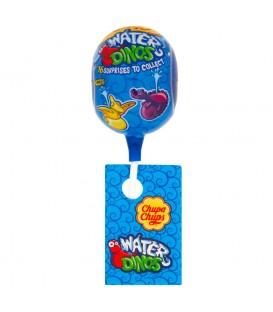 Chupa Chups Water Dinos Lizak o smaku truskawkowym 12 g