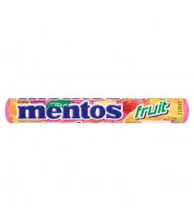 MENTOS FRUIT ROLKA 40x38g