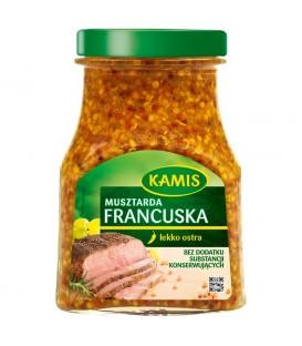 KAMIS MUSZTARDA FRANCUSKA 185G