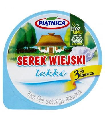 Piątnica Serek wiejski lekki 150 g