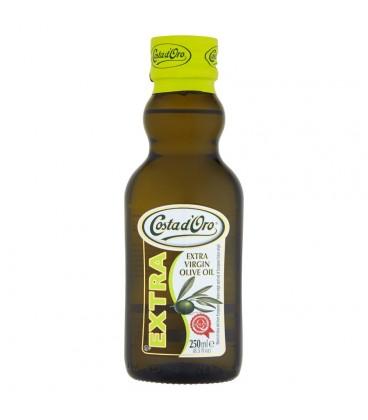 Costa d'Oro Extra Oliwa z oliwek najwyższej jakości z pierwszego tłoczenia 250 ml