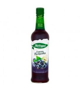 Herbapol Owocowa Spiżarnia Czarna porzeczka Syrop owocowy 420 ml