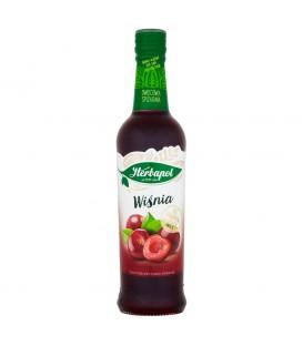 Herbapol Owocowa Spiżarnia Wiśnia Syrop owocowy 420 ml