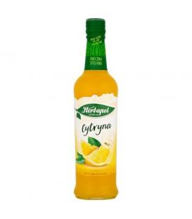 Herbapol Owocowa Spiżarnia Cytryna Syrop 420 ml