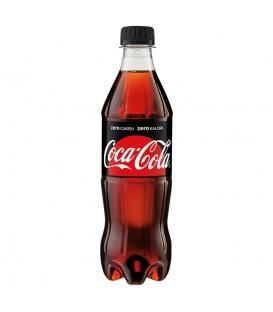 Coca-Cola zero Napój gazowany 500 ml