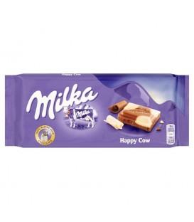Milka Czekolada mleczna Happy Cows 100 g