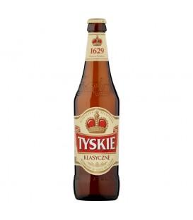 TYSKIE KLASYCZNE butelka 500ml
