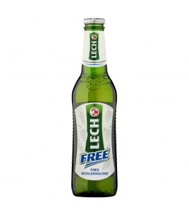 Lech Free Piwo bezalkoholowe 330 ml