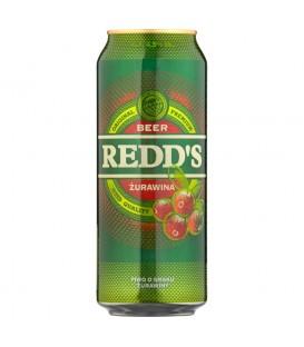 Redd's Piwo o smaku żurawiny 500 ml