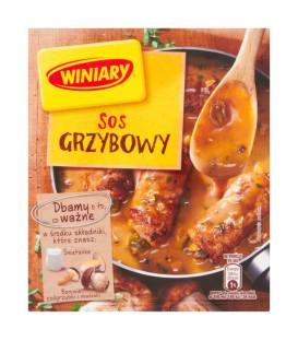 WINIARY sosy na każdy dzień grzybowy 30g