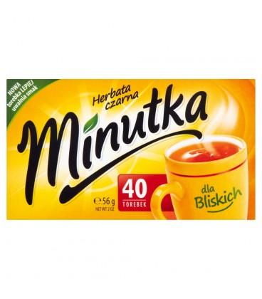 Minutka Herbata czarna 56 g (40 torebek)