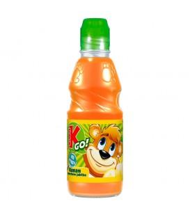 Kubuś Go! banan marchew jabłko sok 300 ml