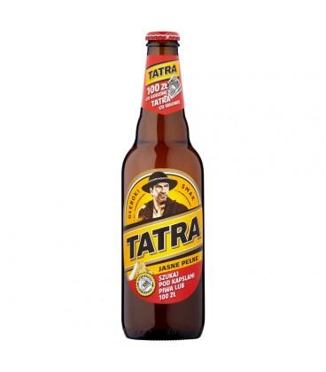 Tatra Jasne pełne Piwo 500 ml