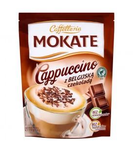 Mokate Cappuccino o smaku Czekoladowym 110g