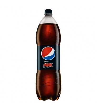 Pepsi Max Napój gazowany 1,5 l