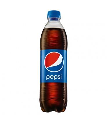 Pepsi Cola Napój gazowany 0,5 l